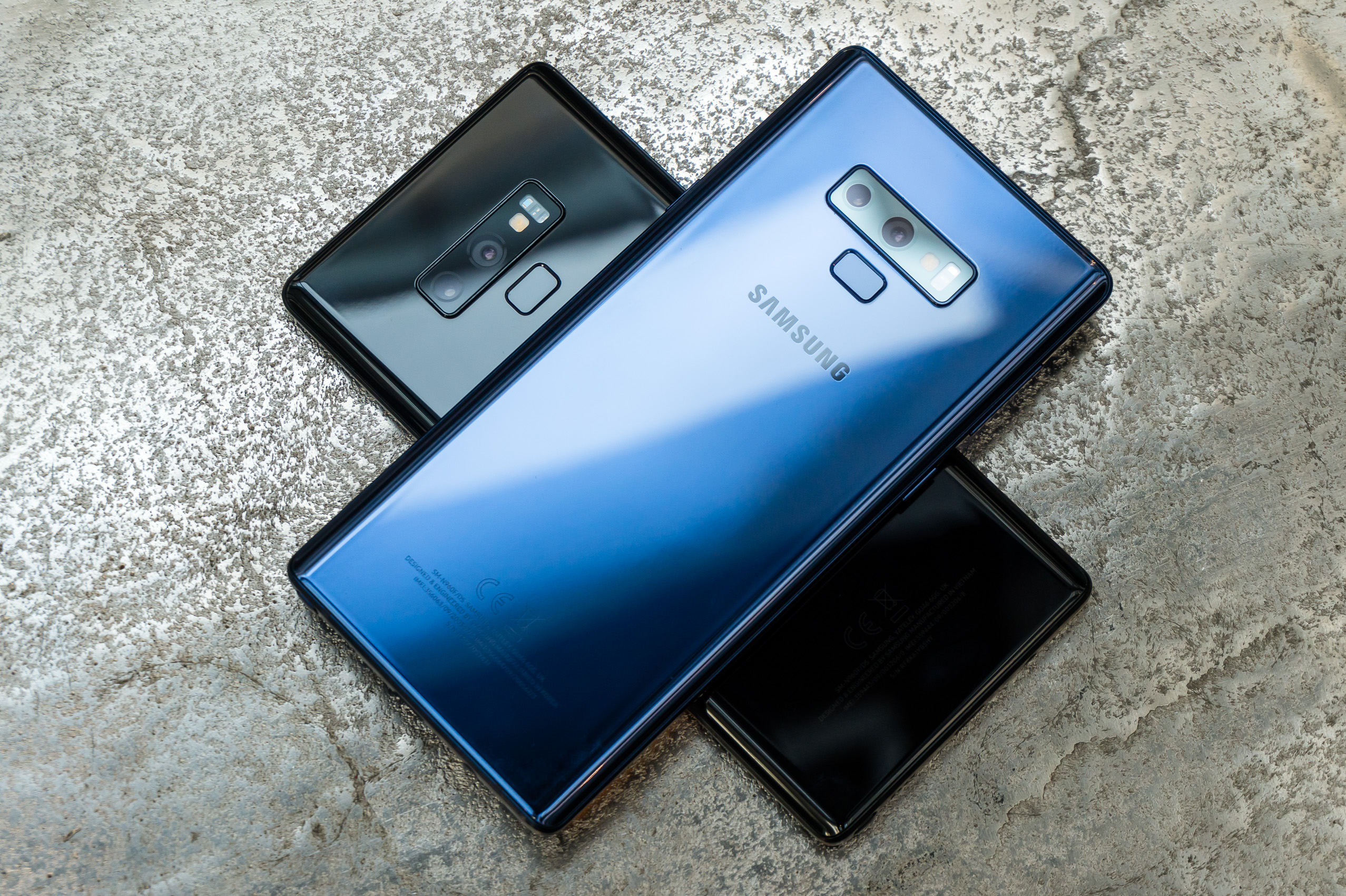 samsung galaxy note 9 im test ultimatives handy mit einer einzigen schw che giga. Black Bedroom Furniture Sets. Home Design Ideas