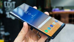 Samsung Galaxy S10: Sorge um Fingerabdrucksensor im Display unbegründet