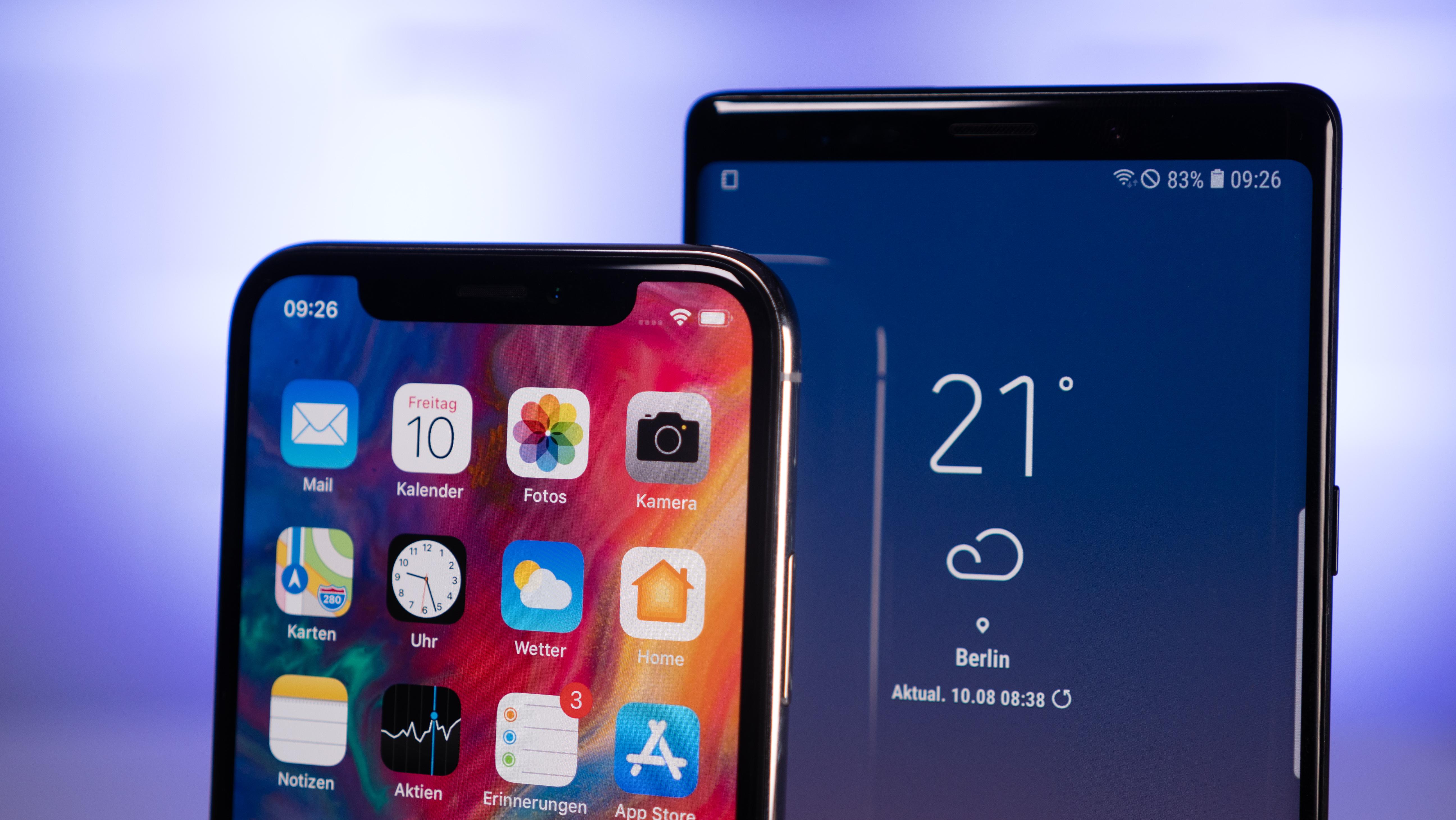 Galaxy S10 mit Notch? So will Samsung das nächste Top-Smartphone ...