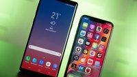 Davon träumt Android: Verbreitung von iOS 11 unter iPhone-Nutzern