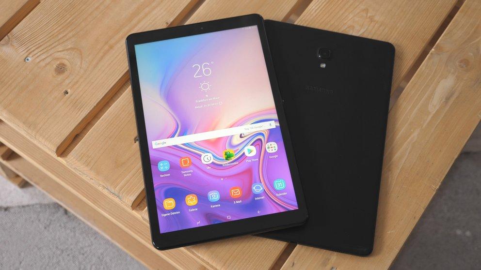 Samsung Galaxy Tab A 10.5 im Preisverfall: Saturn legt Android-Tablet 50-Euro-Gutschein bei