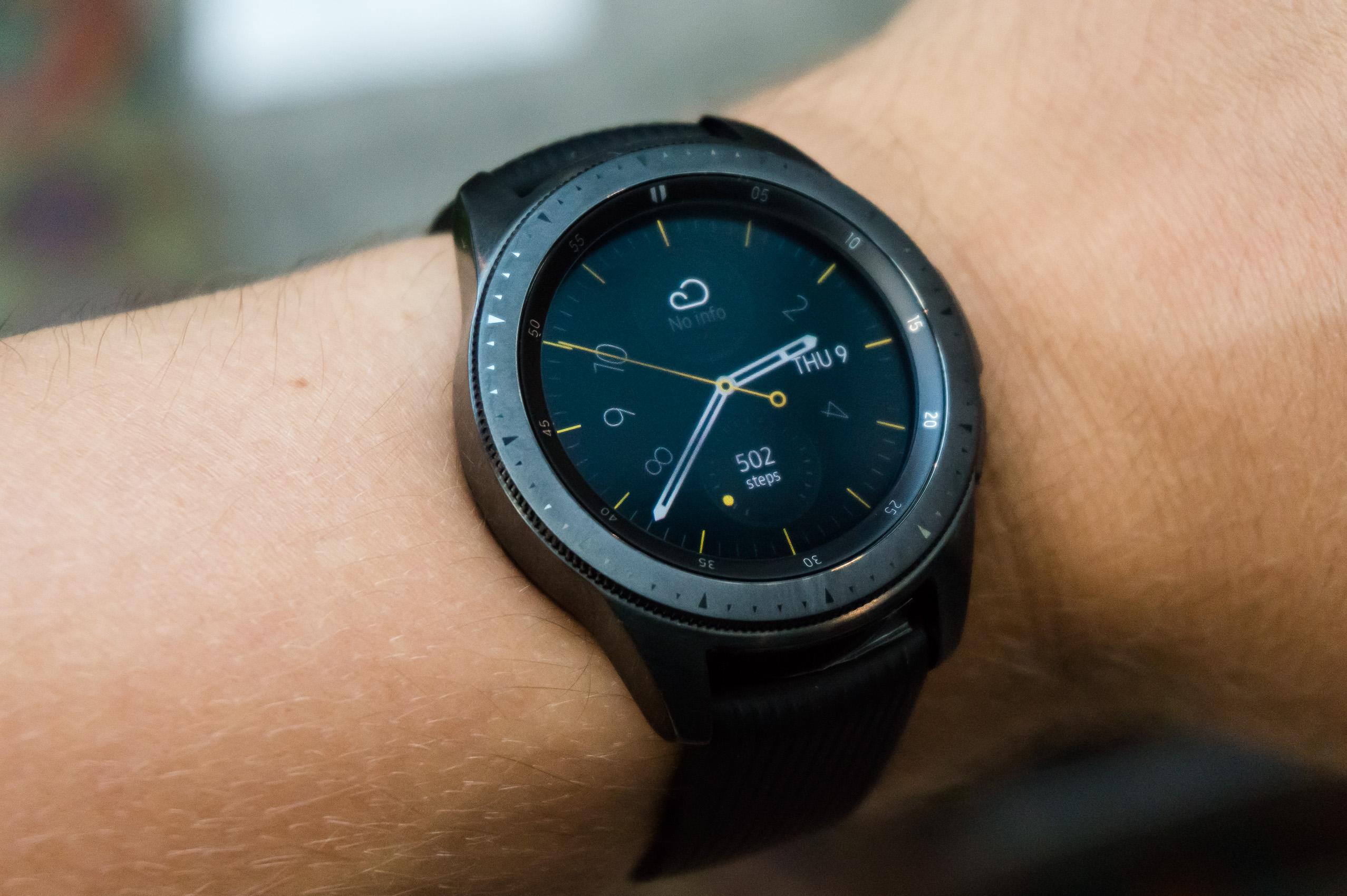 Smartwatch samsung herren