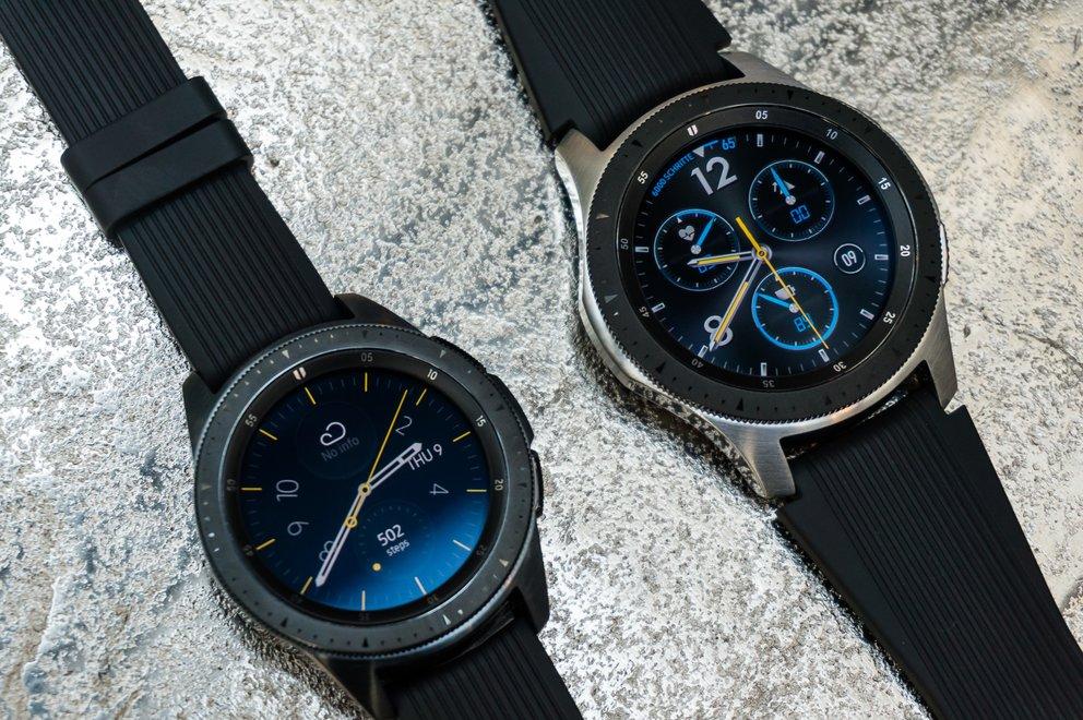 Samsung Galaxy Watch: Amazon verkauft Top-Smartwatch