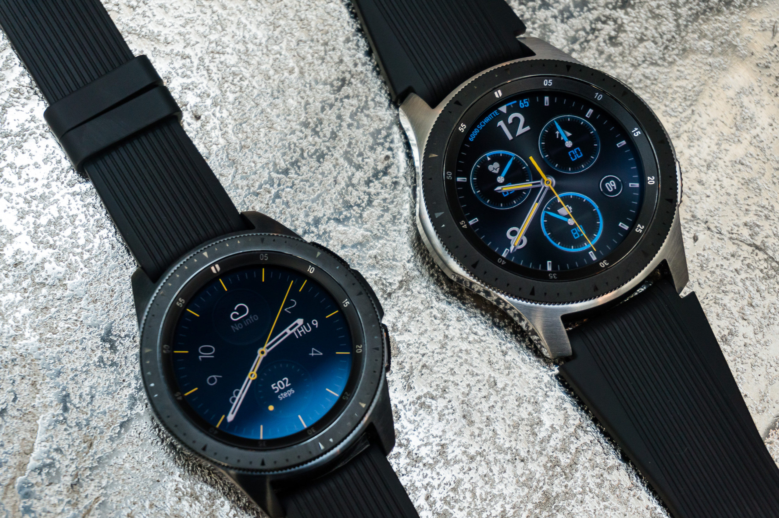 samsung smartwatch 42 vs 46