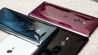 Xperia XZ3: Sony wirbt mit Smartphone-Feature, das gar nicht verbaut ist