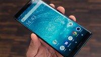 Zweifelhafte Studie: Hat das Sony Xperia XZ3 wirklich das beste Smartphone-Display?