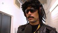 Twitch-Stream von DrDisRespect gebannt, weil er eine Toilette filmte