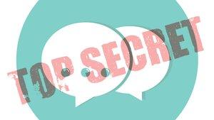 Mit WhatsApp geheim schreiben – Vorsicht!