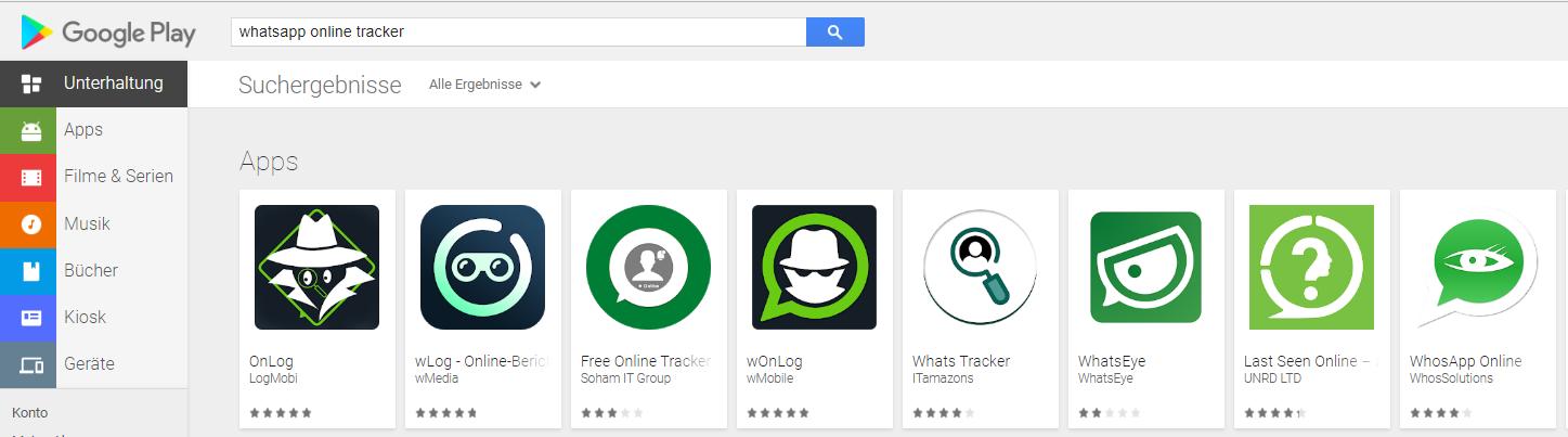 Warum braucht man eine spezialisierte App, um WhatsApp mitzulesen?