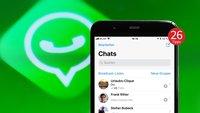 WhatsApp: 26 Tipps für jeden Nutzer