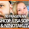 10 Fragen an: Lisa Sophie, Fishc0p und NinotakuTV