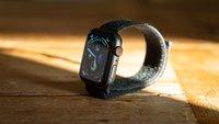 Apple Watch Series 4: Digital Crown – haptisches Feedback deaktivieren – so geht's