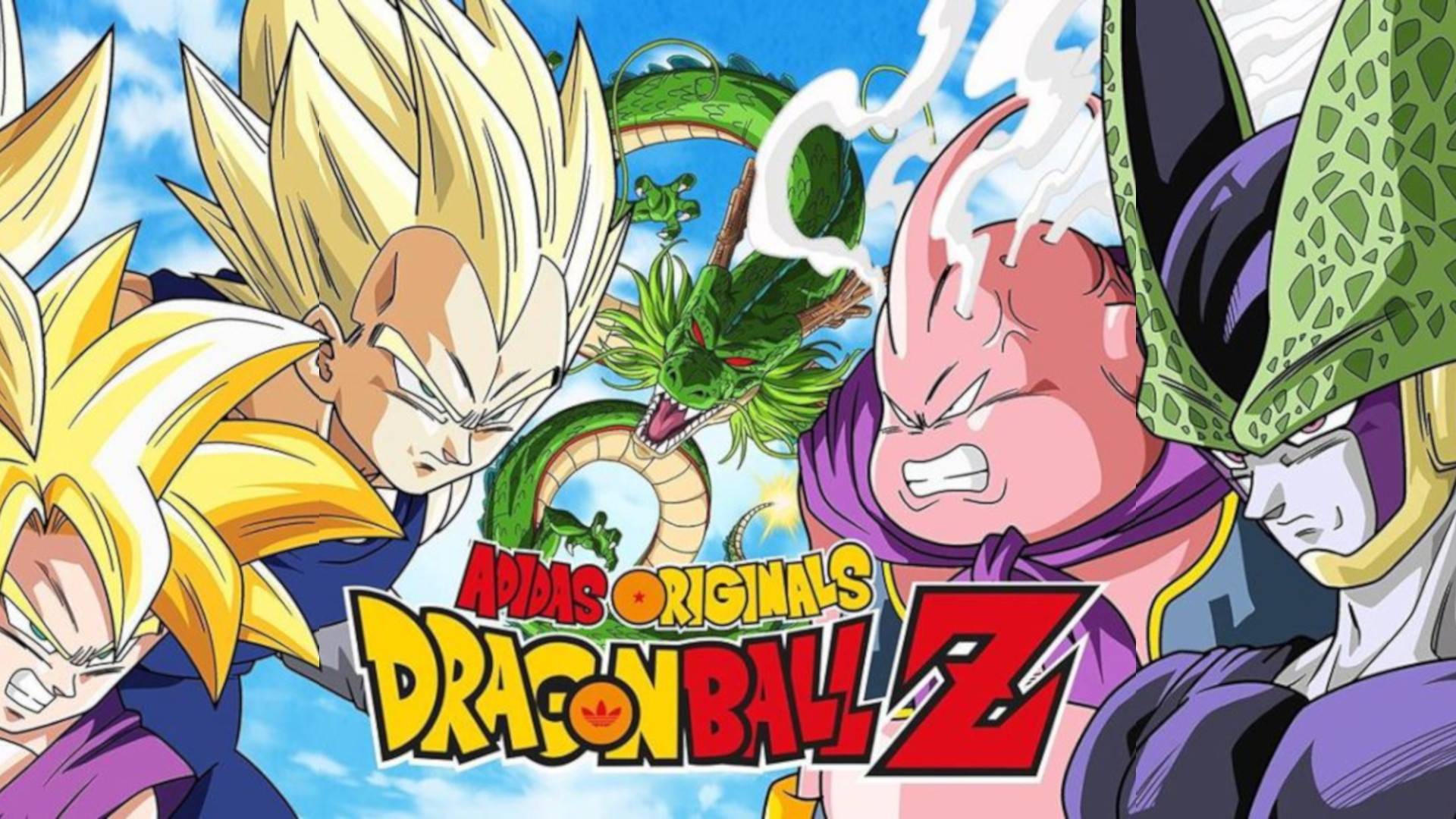 Dragon Ball Z x Adidas: Offizielle Bilder zu Goku & Freezer
