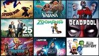 Für Prime-Mitglieder: Über 500 HD-Filme für je 0,99 Euro leihen – Spider-Man, 25 km/h & mehr