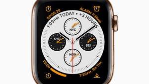 Apple Watch 4 feiert Marktstart: Jetzt gibt es die Smartwatch (nicht) im Handel