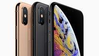 iPhone XS: Neuerungen und technische Daten