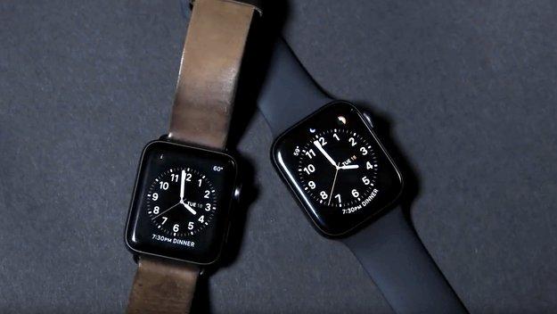 Apple Watch Series 4: So gut schneidet die Smartwatch in ersten Reviews ab