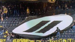 Fußball-Fans protestieren gegen eSport und sorgen für Spielunterbrechung