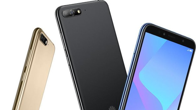 Huawei Y6 2018: Bedienungsanleitung als PDF-Download
