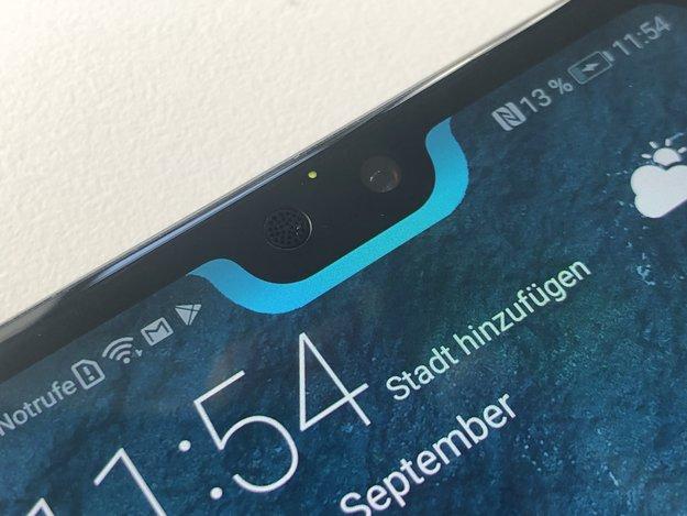 Nützlicher Notch: Diese Android-App macht aus der Displaylücke eine Akkuanzeige