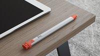 Für iPad-Nutzer: Logitechs günstige Alternative zum Apple Pencil für alle erhältlich