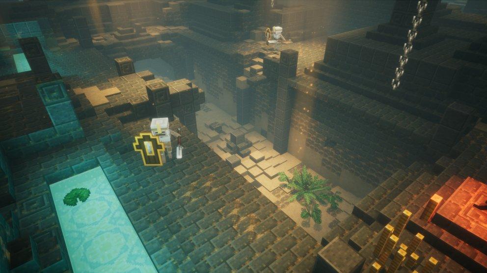 Mojang Kündigt Minecraft Dungeons Für Den PC In An GIGA - Minecraft spiele android