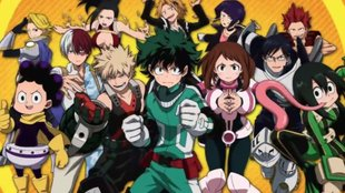 My Hero Academia: Season 3 im Stream (OmU), deutscher DVD-Release + Episodenliste