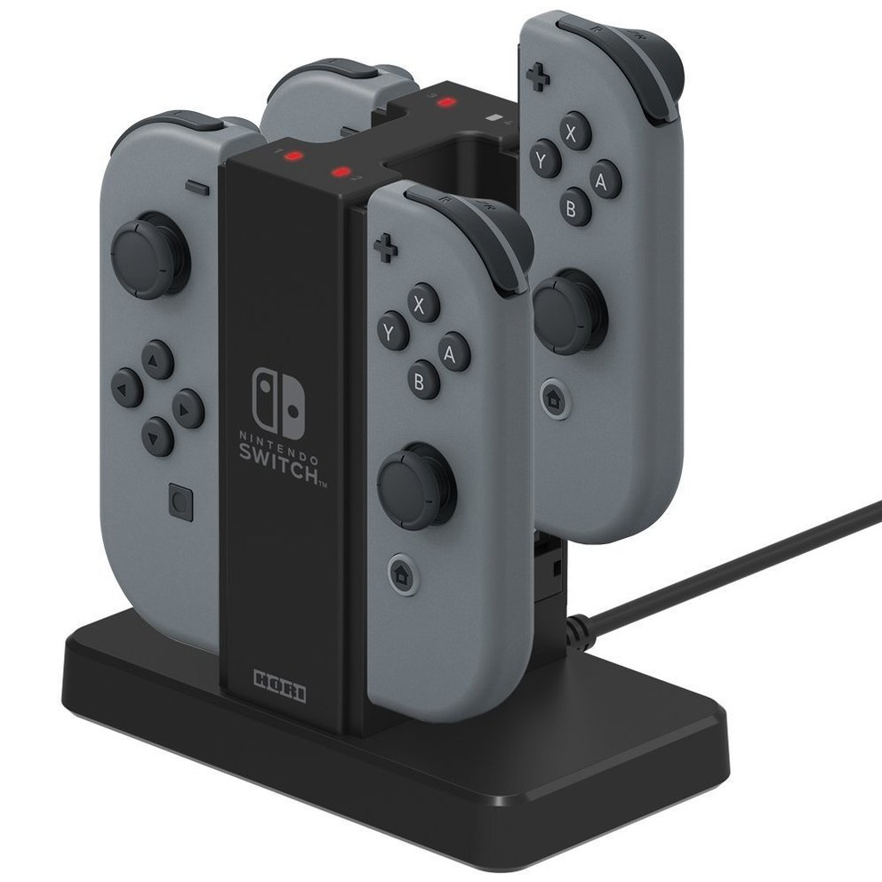 Nintendo Switch HORI Joy-Con-Ladestation