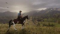 Red Dead Redemption 2: Temperatur hat Auswirkung auf die Genitalien deines Pferdes