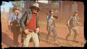 Rockstar kündigt den Online-Modus für Read Dead Redemption 2 an
