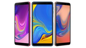 Ausblick aufs Galaxy S10: Samsungs neues Handy A7 (2018) trumpft mit besonderen Eigenschaften auf