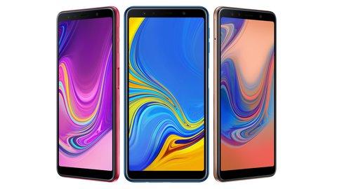Samsung Galaxy A7 2018 Bedienungsanleitung Als Pdf Download