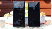 Galaxy Note 9 vs. S9 Plus: Vergleich der besten Samsung-Smartphones