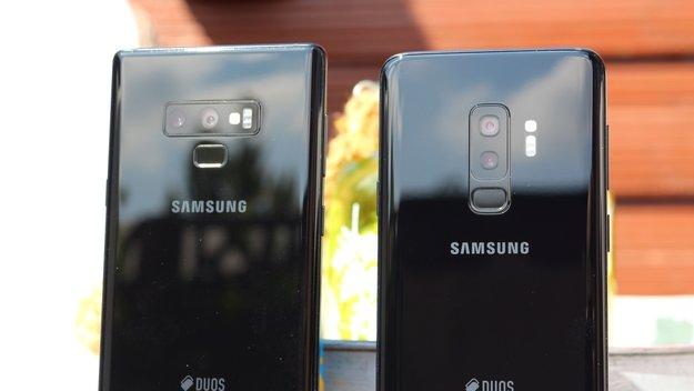 Smartphone-Fans jubeln: Samsung Galaxy S9 erhält bestes Feature des Note 9