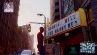 Heiratsantrag als Easter Egg im neuen Spider-Man gescheitert
