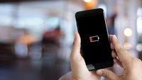 Enttäuschende Akkulaufzeit am Smartphone? Das könnte der kuriose Grund sein