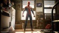 Spider-Man hat ein cooles Throwback, das an ein altes Spider-Man-Spiel erinnert