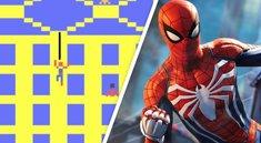 Spider-Man: Die Geschichte der Videospiele zum Superhelden