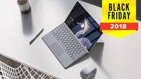 Surface Pro am Black Friday: Microsoft-Tablet mit Tastatur zum Bestpreis erhältlich