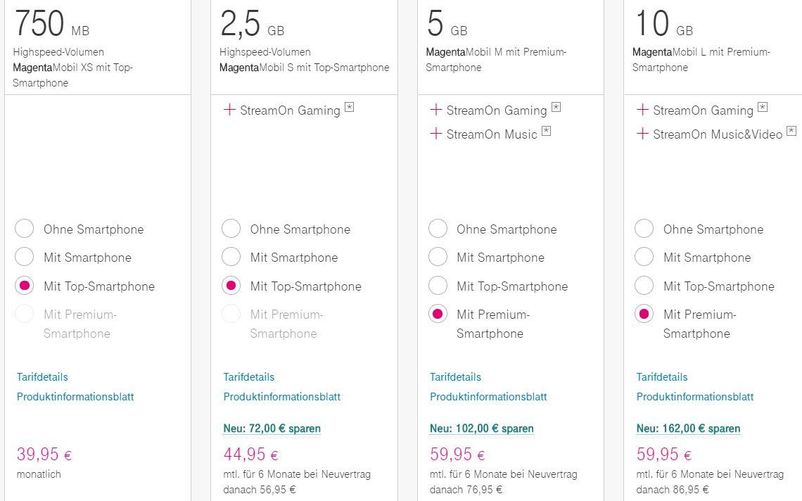 Iphone Xs Max Mit Vertrag Günstige Angebote Von Telekom Vodafone