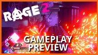 Rage 2: So abwechslungsreich spielt sich das Kampfsystem