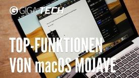 macOS Mojave: Top-Neuerungen im Video