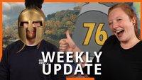 Weekly Update: Fallout Beta, #Bowsette macht das Internet glücklich & Fortnite Season 6