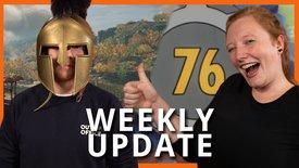 Weekly Update: Fallout Beta, #Bowsett...