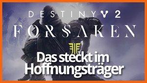 Destiny 2 - Forsaken: Das erwartet dich // Das sagen die Spieler