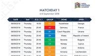 UEFA-Nations-League-Spielplan im PDF-Format