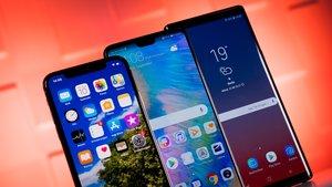 Samsung Galaxy S10 mit Wunder-Akku? 2019 beginnt die Smartphone-Revolution