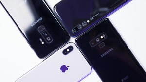 Samsung Galaxy Note 9, S9 Plus, Huawei P20 Pro & iPhone X: Welches Smartphone hat die beste Kamera?