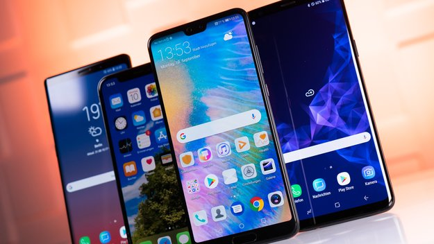 Mate 20 Pro: New Huawei smartphone explores the limits