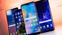 Top 10: Diese Smartphones müssen in Deutschland am häufigsten repariert werden